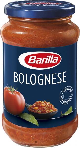 Barilla Nudelsauce Bolognese