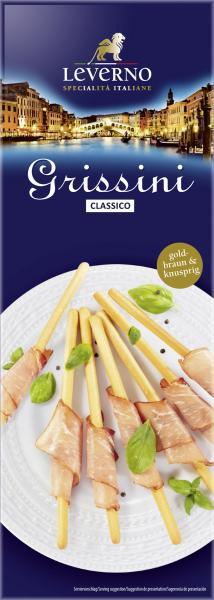 Leverno Grissini classico goldbraun & knusprig