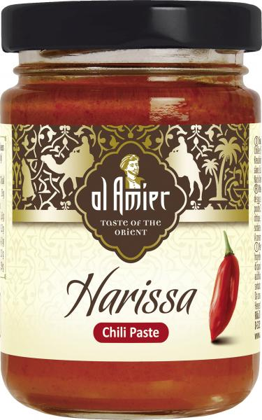 Al Amier Harissa Chili-Paste