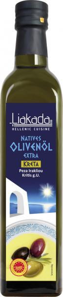 Liakada Natives Olivenöl extra Kreta