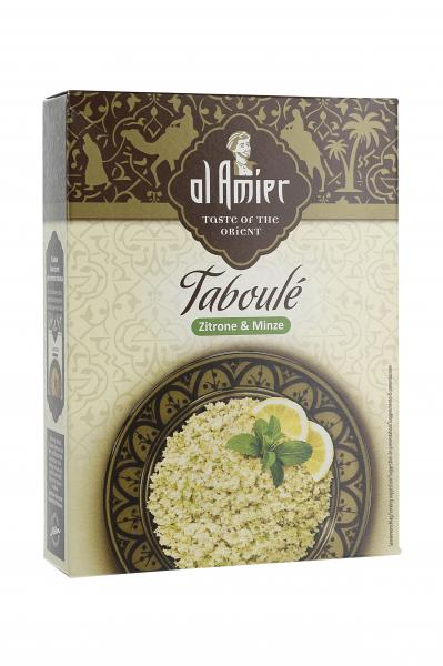 Al Amier Taboulé Couscous mit Zitrone & Minze