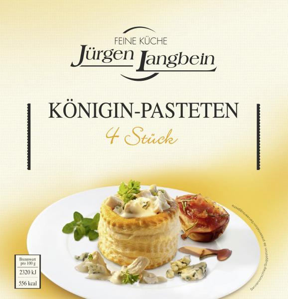 Jürgen Langbein Königin Pasteten