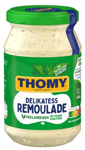 Thomy Delikatess Remoulade mit Kräutern