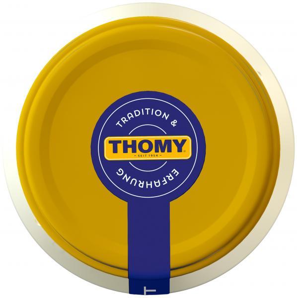 Thomy Delikatess-Mayonnaise,mit reinem Sonnenblumenöl