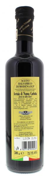 Acetaia di Nonna Carlotta Aceto Balsamico di Modena