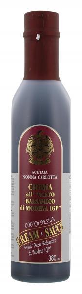 Acetaia Nonna Carlotta Crema all' Aceto Balsamico di Modena IGP
