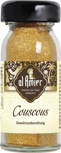 Al Amier Couscous Gewürzzubereitung