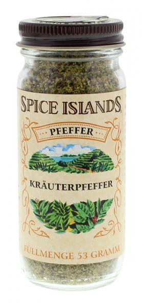 Spice Islands Kräuter-Pfeffer