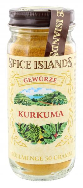 Spice Islands Kurkuma