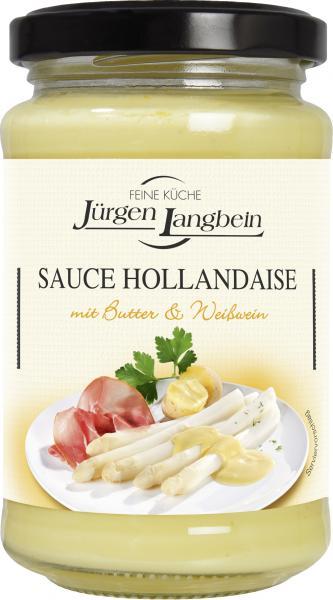 Jürgen Langbein Sauce Hollandaise