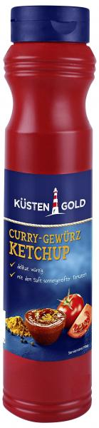 Küstengold Curry-Gewürz Ketchup