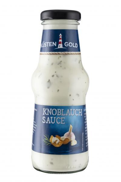 Küstengold Knoblauch Sauce