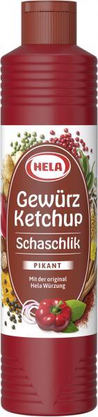 Hela Schaschlik Gewürz Ketchup pikant
