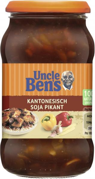 Uncle Ben's Kantonesisch Soja pikant