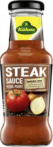 Kühne Steak Sauce pfeffrig-pikant