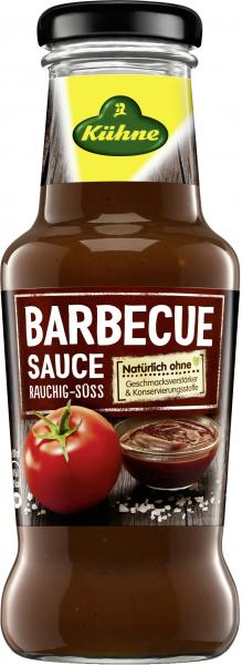 Kühne Barbecue Sauce rauchig-würzig