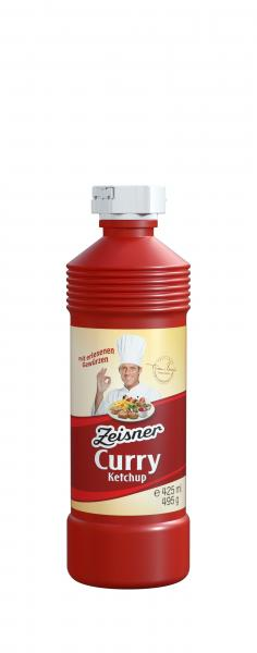 Zeisner Curry Ketchup