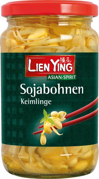 Lien Ying Asian-Spirit Sojabohnen Keimlinge