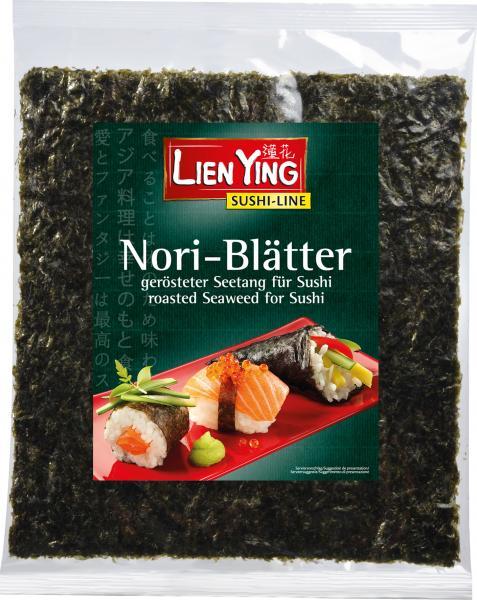 Lien Ying Sushi-Line Nori-Blätter
