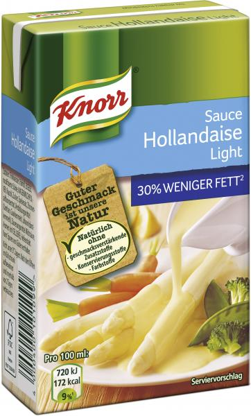 Knorr Sauce Hollandaise light