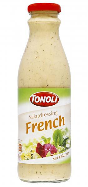 Tonoli Salatdressing French mit Kräutern