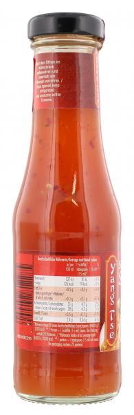 Yang Tse Sweet Chilli Sauce