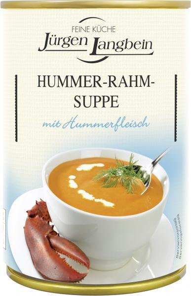 Jürgen Langbein Hummer-Rahm Suppe