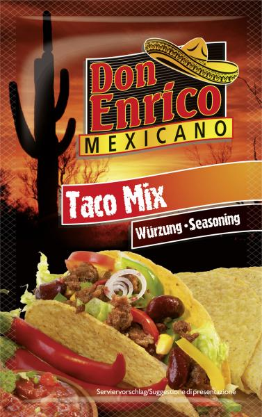Don Enrico Taco-Mix