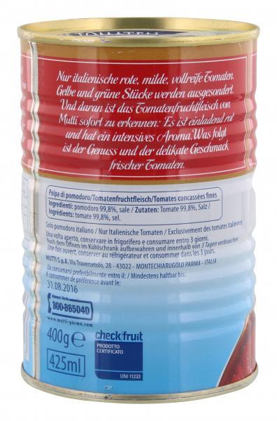 Mutti Polpa Tomaten fein gehackt