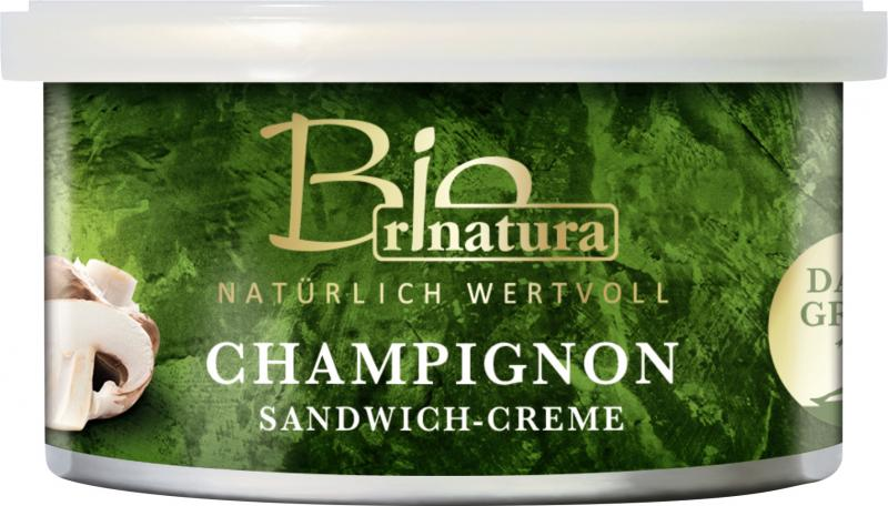 Rinatura Bio Daily Green Sandwich-Creme Champignon