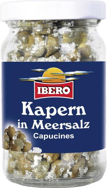 Ibero Kapern in Meersalz
