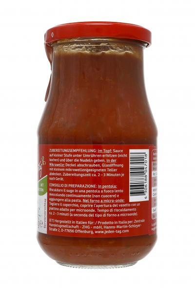Jeden Tag Napoli-Sauce