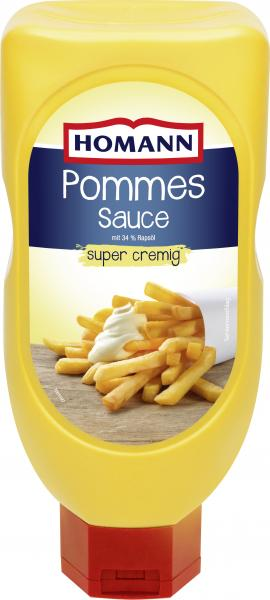 Homann Pommes Sauce super cremig