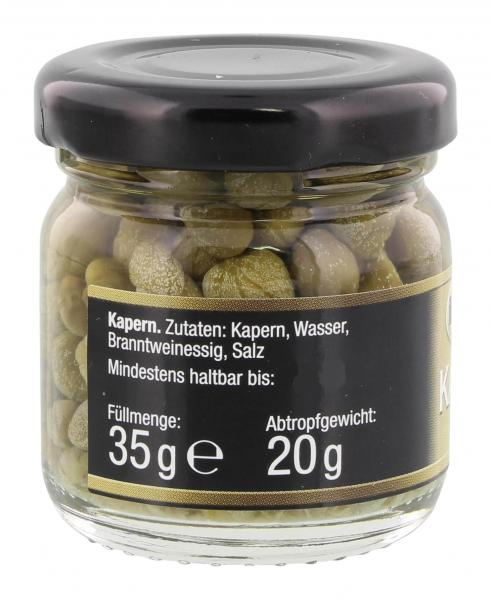 Iska Gourmet Kapern non-pareilles