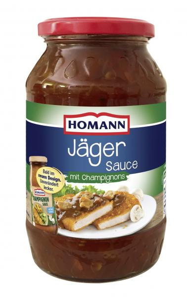 Homann Jäger-Sauce