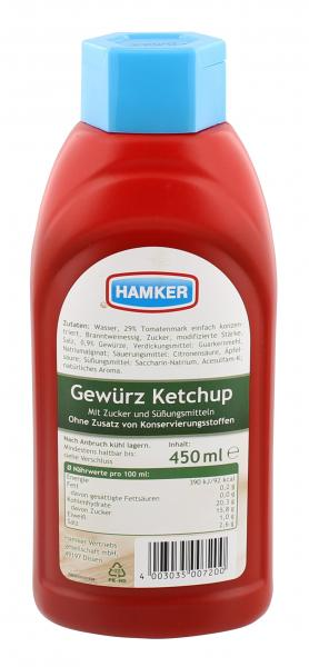 Hamker Gewürz Ketchup