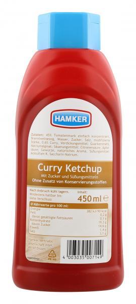 Hamker Curry Ketchup