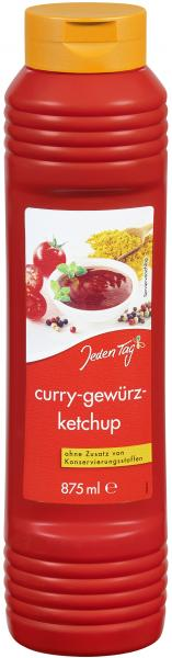 Jeden Tag Curry-Gewürzketchup