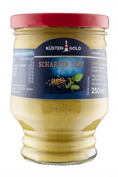 Küstengold Scharfer Senf