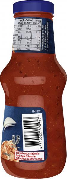 Knorr Paprika Sauce Ungarische Art