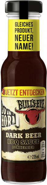 Bull's-Eye BBQ Sauce Dark Beer
