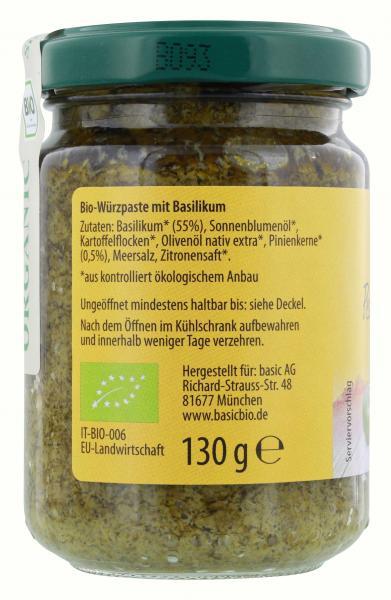 Basic Pesto Al Basilico