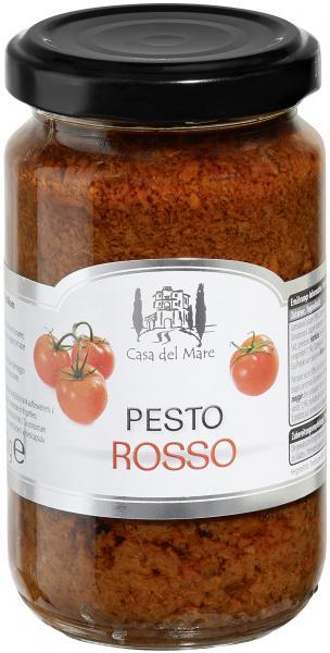 Casa Nero Pesto Rosso