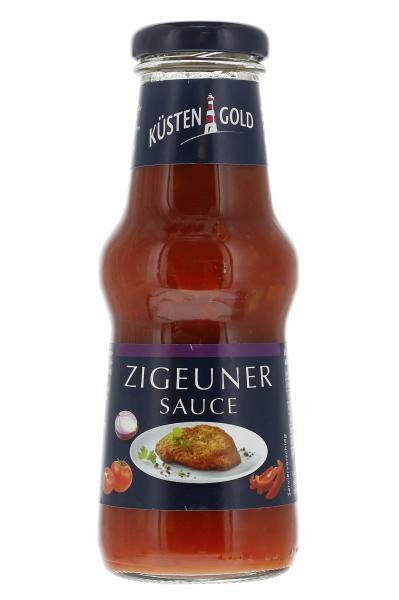 Küstengold Zigeuner Sauce