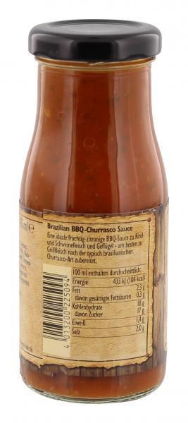 Nick BBQ Brazilian Churrasco Sauce