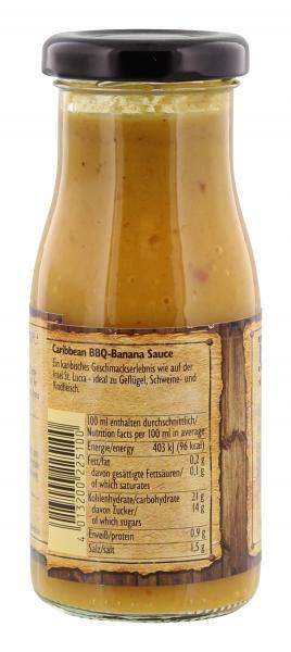 Nick BBQ Caribbean Banana Sauce