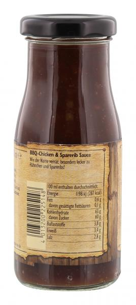 Nick BBQ Chicken & Sparerib Sauce