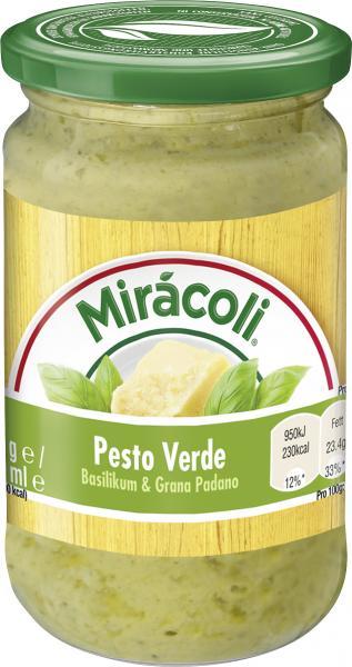 Mirácoli Pesto Verde