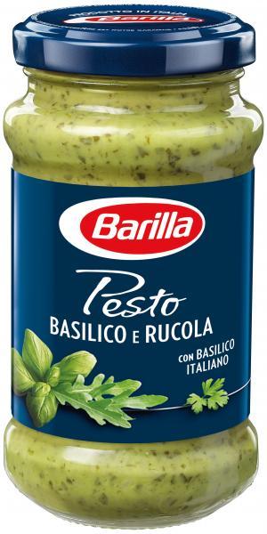Barilla Pesto con Basilico e Rucola