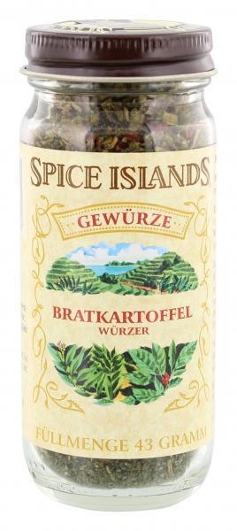 Spice Islands Bratkartoffel-Würzer